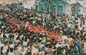 Banda: Colejio San Isidro, La Celba Atl., HONDURAS, 40-60s