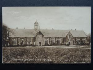 Devon TIVERTON Blundell's Old School - Old Postcard by Frith