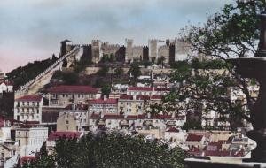 RP: LISBOA - Castelo S. Jorge , Portugal , 30-40s
