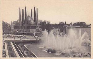 Palais De La Vie Catholique, Exposition Bruxelles, Belgium, 1935