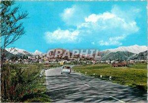 Postcard Modern S Daniele del Fruili Panorama General view