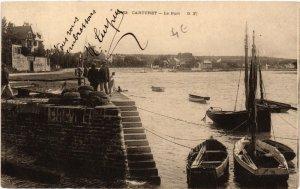 CPA Carteret - Le Port (632994)