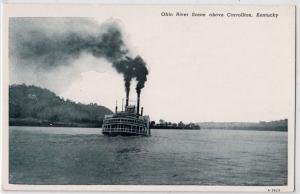 Ohio River, Carrollton KY