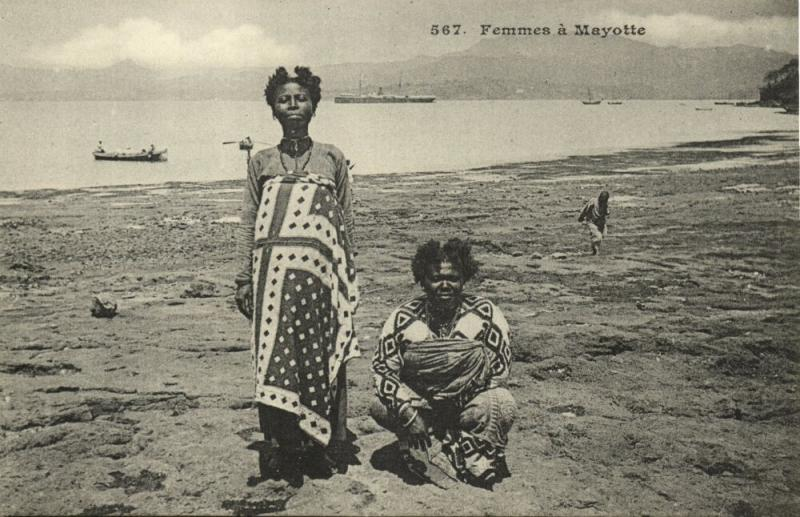 Mayotte girls