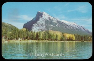 Mt. Rundle, Canadian Rockies