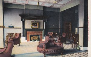 BLUFFTON , Indiana , 00-10s ; Interior of Bliss Hotel