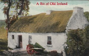 A Bit of OLD IRELAND, 1900-10s; Cottage, Pop-out Views