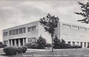 EFFINGHAM , Illinois , PU-1948 ; Gymn , High School