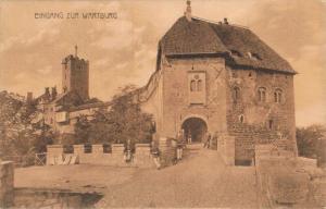 Germany Eingang zur Wartburg 02.07