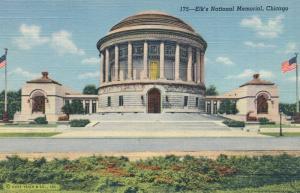 Ellk's Club National Memorial - Chicago IL, Illinois - Linen