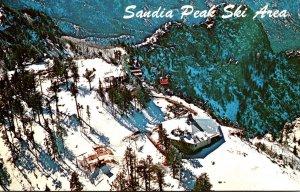 New Mexico Albuquerque Sandia Peak Ski Area