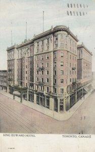 TORONTO , Ontario , 1907 ; King Edward Hotel