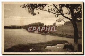 Old Postcard Czech