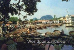 Ben Dinh Cac di Tam Coc Vietnam, Viet Nam 1999