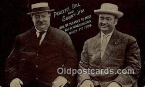 Washington, Usa William Taft 27th USA President Postcard Postcards  Washingto...