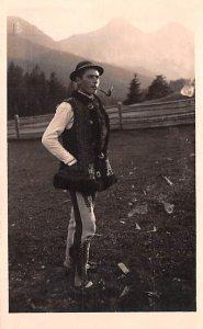 Jeune Homme Zdiar Slovenia Unused