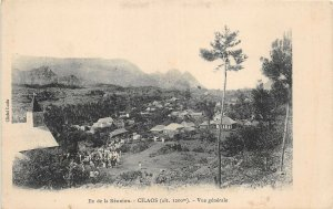Lot 88 reunion island cilaos general view