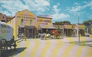 Outstanding Living Symbol Of The Old West Is Dodge City Colorado