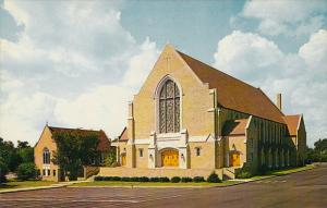 Woodmont Baptist Church, NASHVILLE, Tennessee, 40-60´