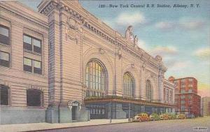 New York Albany New York Central R R Station