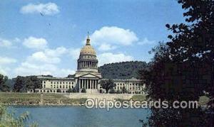 Charleston, West Virginia, WV State Capital, Capitals Postcard Post Card USA ...