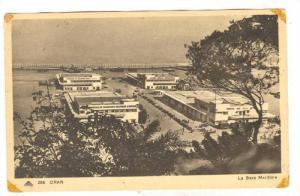 RP; La Gare Maritime, Oran, Algeria, Africa, 20-40s