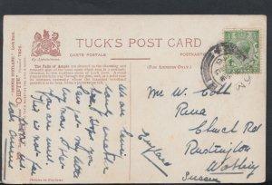Family History Postcard - Cobb - Church Road, Rustington, Sussex RF2201