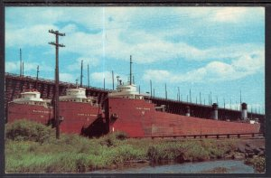 Ore Carriers Pittsburgh Ships