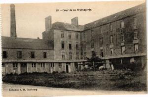 CPA CHERBOURG - Cour de la Fromagerie (245706)