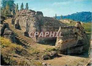 Postcard Modern Lillebonne (Seine Mar) The Ancient Theater Islands