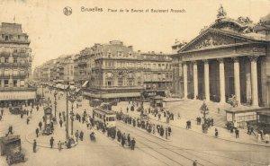 Belgium Brussels Bruxelles Brussel Postcard Lot of 10 01.03