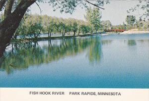 Fish Hook River Park Rapids Minnesota