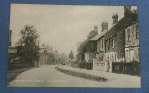 Vintage Postcard Midland Road Thrapston Northamptonshire H1C
