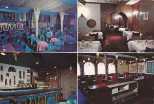 4-views, Restaurant Napoli,  Coin Langelier,  Quebec,  Canada,  PU_1983
