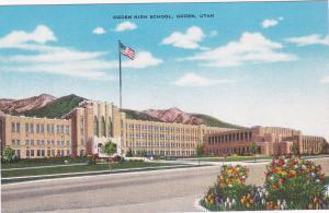 OGDEN , Utah, 1930-40s ; High School