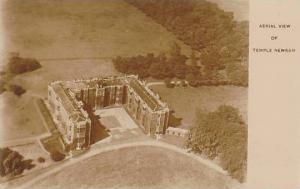 RP, Aerial View Of Temple Newsam, West Yorkshire, England, UK, 1920-1940s