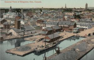 KINGSTON , Ontario , Canada , 1900-10s ; General View