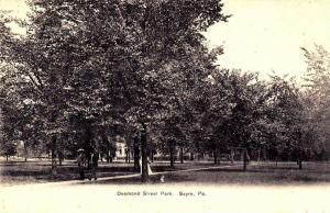 Scenic view, Desmond Street Park,Sayre,Pennsylvania,00-10s