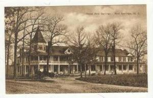 Hotel Red Springs, Red Springs, North Carolina, 1900-10s