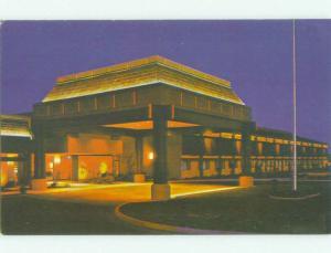 Unused Pre-1980 AIRPORT MARINA HOTEL Fresno California CA hr5604-12