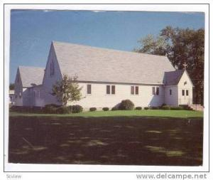 Grace Lutheran Church, Oberlin, Ohio, 40-60s