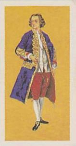 Brooke Bond Vintage Trade Card British Costume 1967 No 22 Man's Day Clothes C...