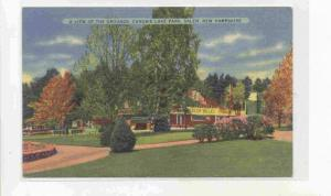 A View of the Grounds, Canobie Lake Park, Salem, New Hampshire, 30-40s