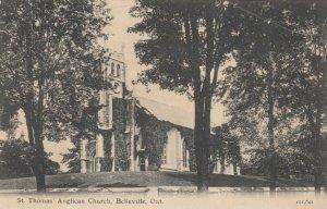 BELLEVILLE, Ontario , 1908 ; St Thomas' Anglican Church