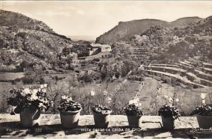 Spain Cartuja De Valldemosa Vista Desde la Celda de Chopin Photo