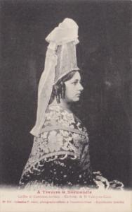 France Sanit Valery en Caux Coiffes et Costumes anciens