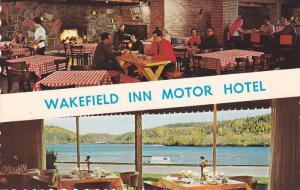 Wakefield Inn Motor Hotel , WAKEFIELD , Quebec , Canada , 50-60s