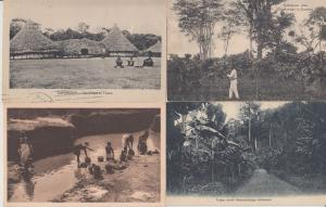 CAMEROON CAMEROUN AFRICA AFRIQUE WITH BETTER 55 CPA (pre-1940)