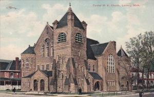 Michigan Lansing Central M E Church