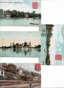 Canada Quebec Montreal And More Postcard Lot of 10 01.13